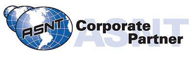 ASNT corporate partner logo