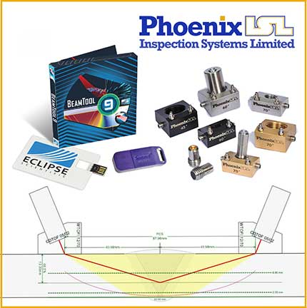 PhoenixISL and Eclipse Probe and Wedge Range kit